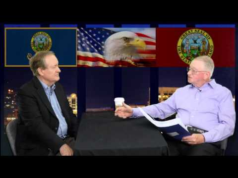 Bob speaks with Mike Crapo about Idaho