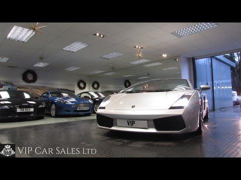 VIP Cars Knutsford - Lamborghini Gallardo, Fisker Karma and More!