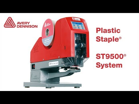 Plastic Staple® ST9500 System®