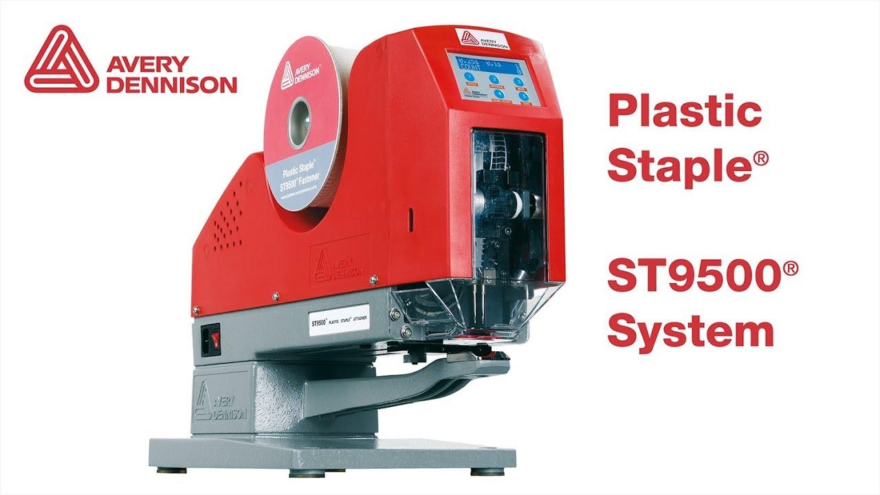 Avery Dennison Plastic Staple® System | Avery Dennison