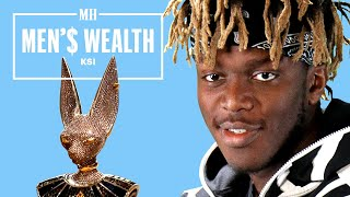 KSI on All the Money He Made from His Fights | Men'$ Wealth | Men's Health