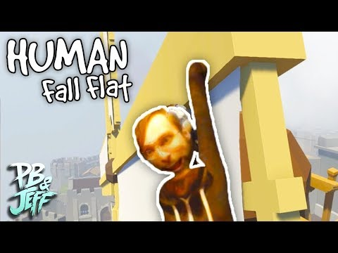 Human Fall Flat - Part 6: WINDMILL FLIGHT