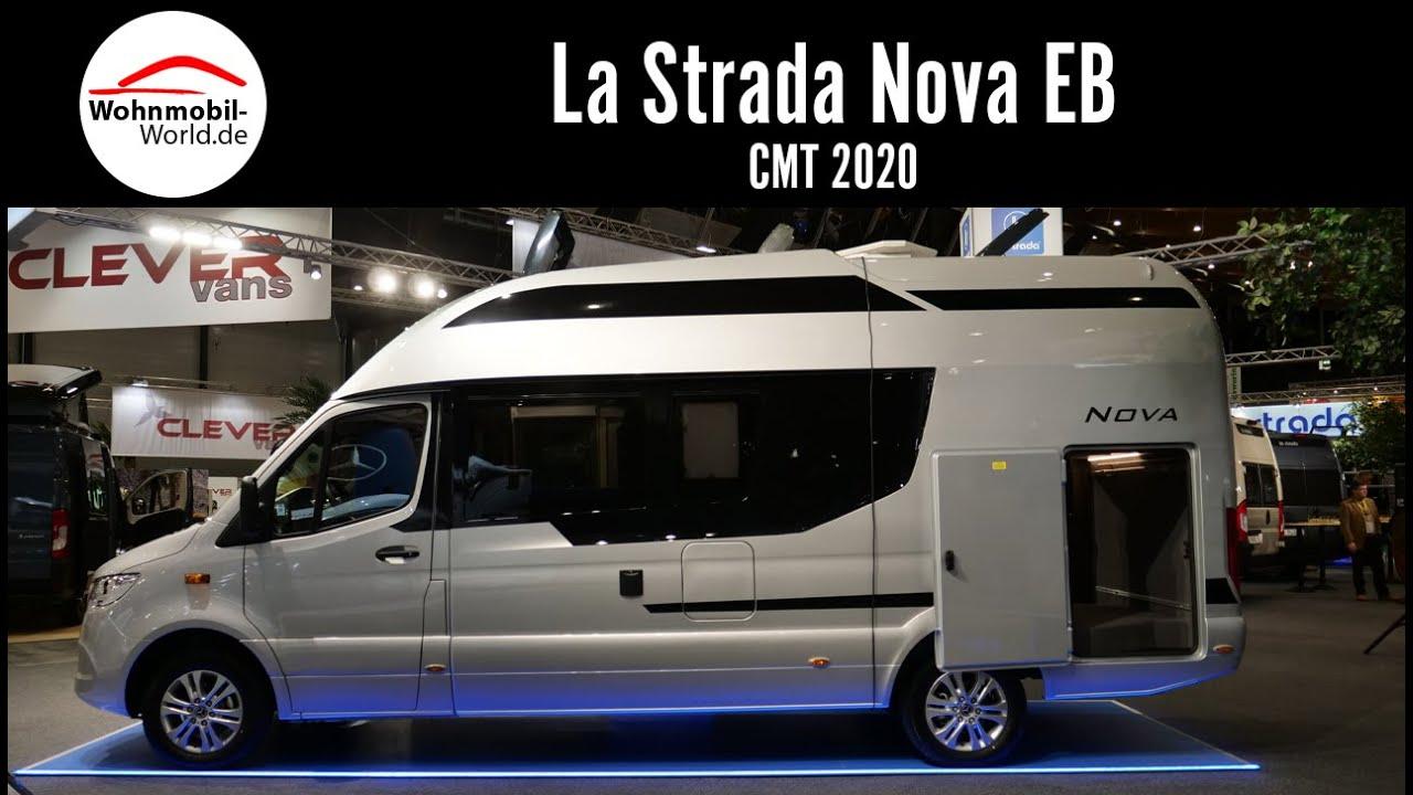 La Strada Nova EB - Designstück auf der CMT 8