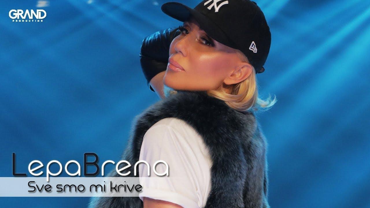 Lepa Brena - Sve smo mi krive - (Official Playback 2018) - YouTube