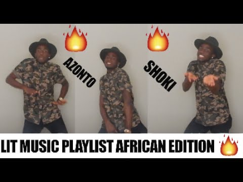 MY LIT MUSIC PLAYLIST // AFRICAN EDITION *HIGHLY REQUESTED* !!!