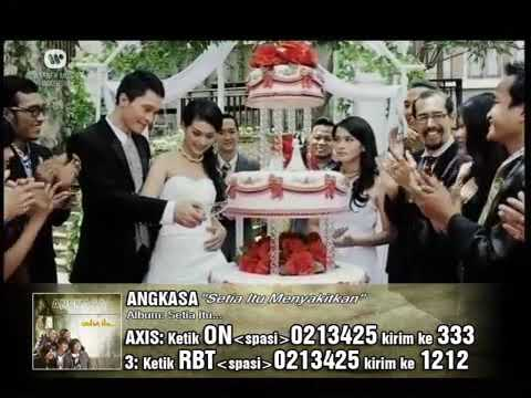 ANGKASA 'Setia Itu Menyakitkan' Official Video Clip