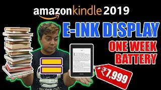 1000 BOOKS EQUAL TO 1 AMAZON KINDLE 2019, BEST EBOOK READER 2019, MUST WATCH BEFORE YOU BUY