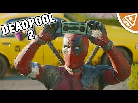 Unraveling Deadpool 2's Mid-Credits Scene! (Nerdist News w/ Hector Navarro)