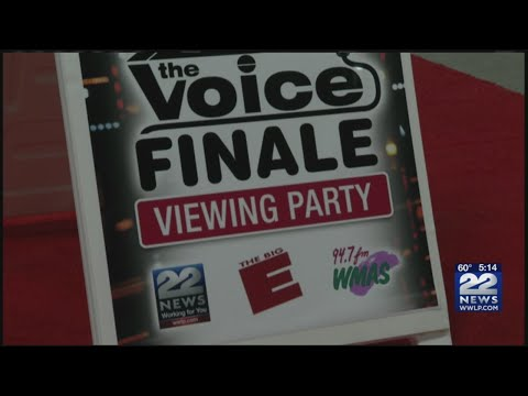 Tonight: Cheer on Brynn Cartelli at The Voice Finale viewing party