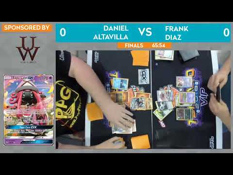 Masters Finals Daniel Altavilla Vs Frank Diaz-2018 Toronto Regional Championships