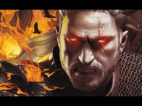 Interview with Gabz - Witcher 3 artwork explained