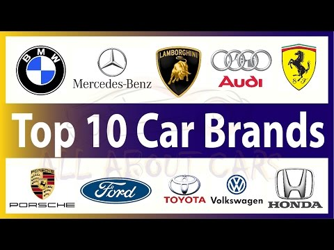 Top 10 cars brands in the world (new cars 2016 usa)
