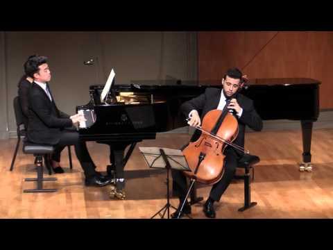 Brahms Sechs Lieder  - Ben Solomonow