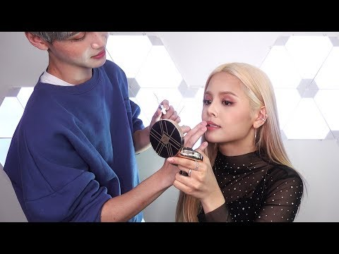 Chatting with and doing Sorn's makeup - Edward Avila thumbnail