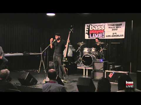 Miles Mosley at Bass Player LIVE! 2013