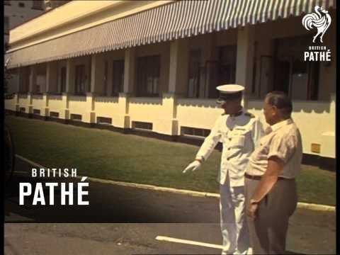 Butlin In South Africa - Unedited Material  Reel 5 (1961)