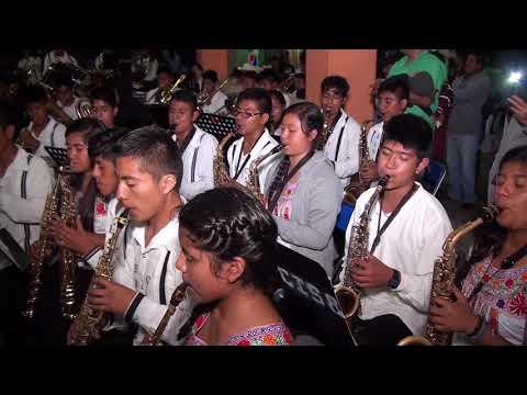 Banda del Cis Nº 8 /popurri Jose Alfredo Jimenez