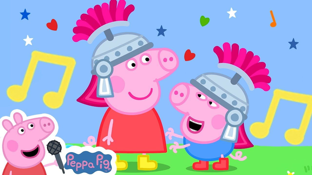 Peppa Pig Official Channel | It's Peppa Pig's Birthday | Songs for Kids
