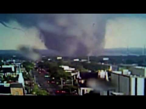 Tornado Tears Through Tuscaloosa