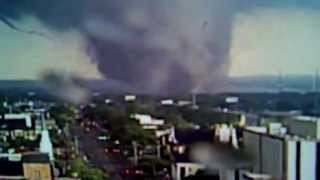 Tornado Tears Through Tuscaloosa thumbnail