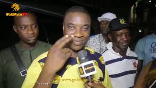 K1 DE ULTIMATE LIVE AT SHINA PELLER'S 41ST BIRTHDAY PARTY (Nigerian Music & Entertainment)