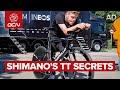 Secrets Of Speed   Shimano Time Trial Tech At Le Tour de France 2019