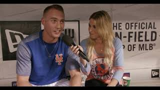 NY Mets Dugout Tour with Brandon Nimmo