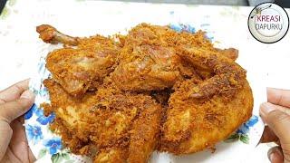 Gambar Resep Ayam Goreng Restaurant Padang Ala Kreasi Dapurku