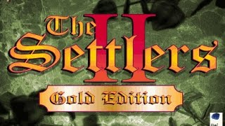 """The Settlers II (Gold Edition) Roman Campaign """"Mission 2 - Initial Contact"""" part 2 of 2"""