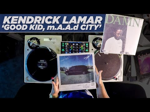 Discover Classic Samples On Kendrick Lamar's 'Good Kid, m.A.A.d City'