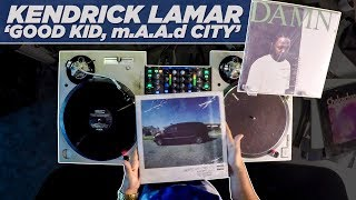 discover classic samples on kendrick lamars good kid maad city