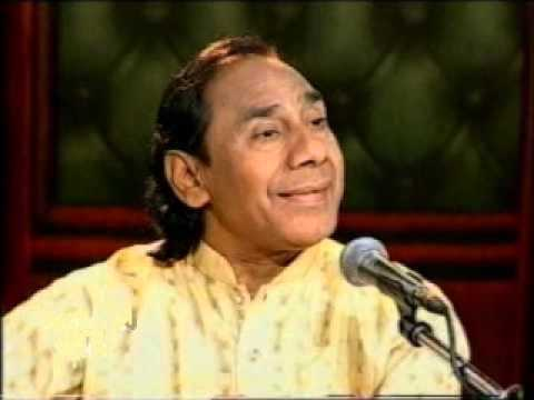 Ustad Hussein Bakhsh Gullo- Ghazal Farsi- Raag Jhumpori - Live In Kabul
