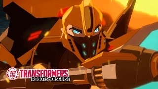 Transformers: Robots in Disguise - 'Rev Up & Roll Out' Season 3 Official Trailer
