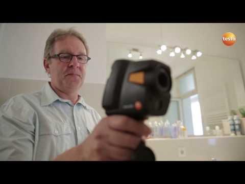 Testo 870 Thermal Imaging Camera for HVAC Contractors