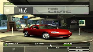 Lets Play Need for Speed Underground 2 - Part 1