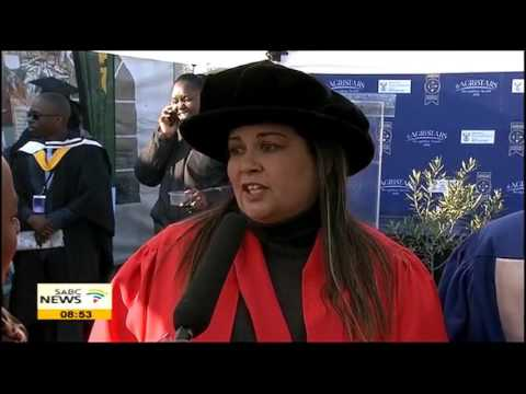 Agriculture, Forestry And Fisheries Celebrates S African Agriculture Graduates