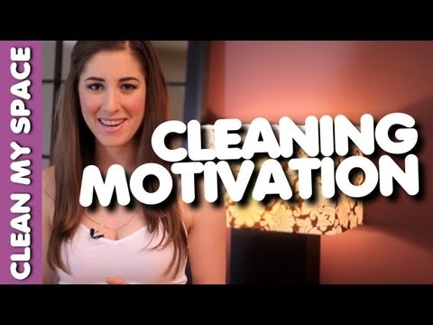 Cleaning Motivation | The Ultimate Cleaning Question! Home Cleaning Ideas (Clean My Space)