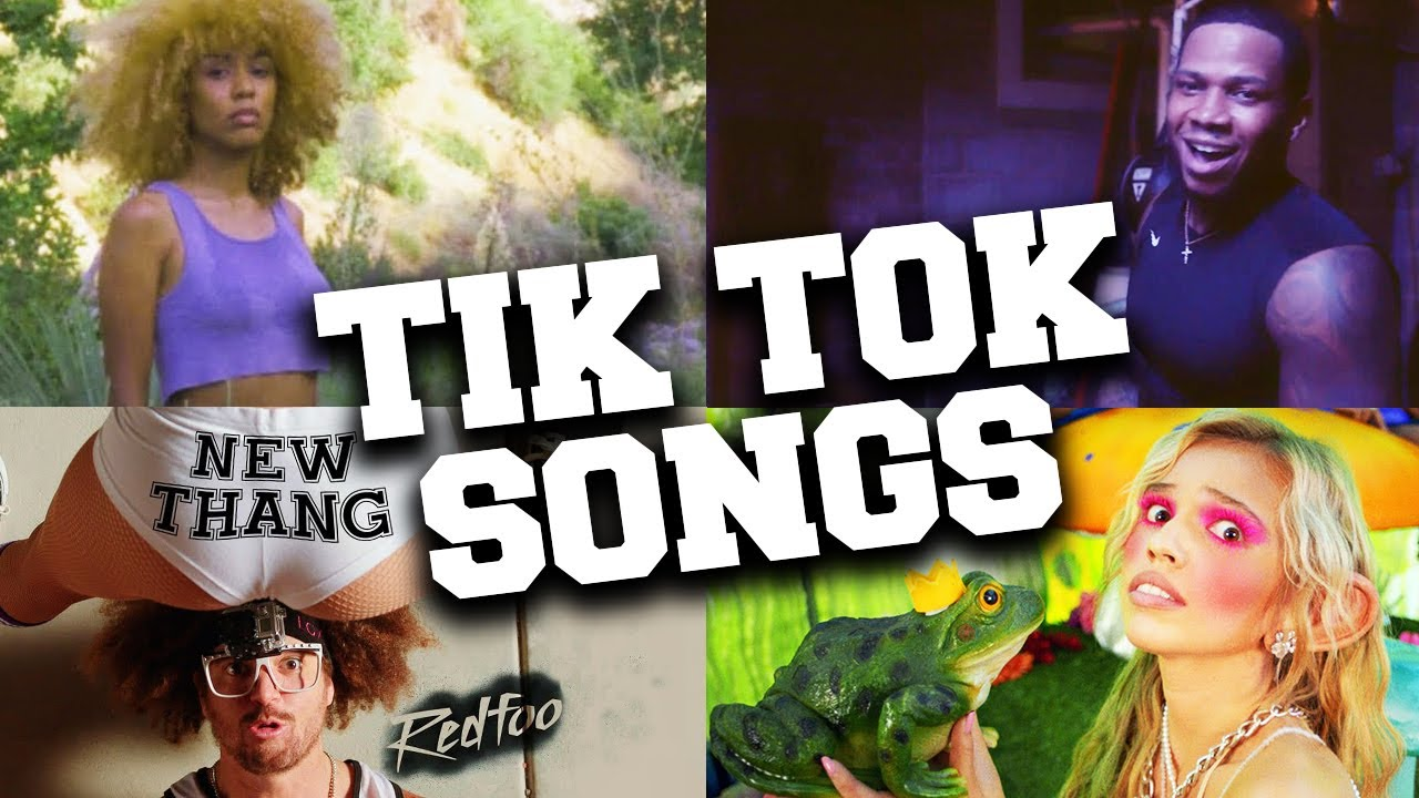 Top 50 TikTok Songs with Names 2020 - October