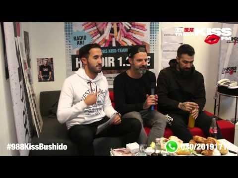 13. Markus Staiger via Skype mit Bushido - Das längste Interview der Welt auf 98.8 KISS FM