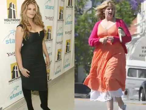 Kirstie Alley  A Story Of Weight  Health Guru