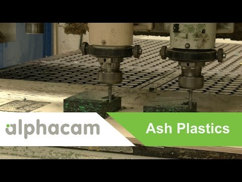 Alphacam Automation Saves Hours of Programming Time | Success Story