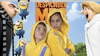 Family Fun and Sibling Rivalry Thanks to Despicable Me 3 | Grace