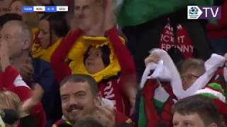 HIGHLIGHTS | Wales v Scotland