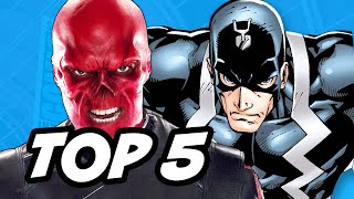 Agents Of SHIELD Season 3 Episode 8 - TOP 5 WTF and Marvel Easter Eggs