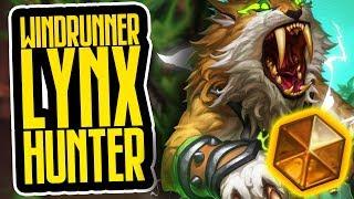 Vereesa & Halazzi Lynx Hunter | Part Two | Rise of Shadows | Hearthstone