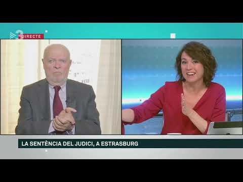 J. A. Martín Pallín : El judici condicionarà el present i el futur de les relacions