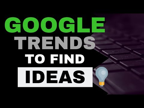 How to Use Google Trends to Find Niche Ideas and Keywords