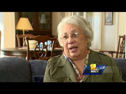 Video: Baltimore woman shares history behind