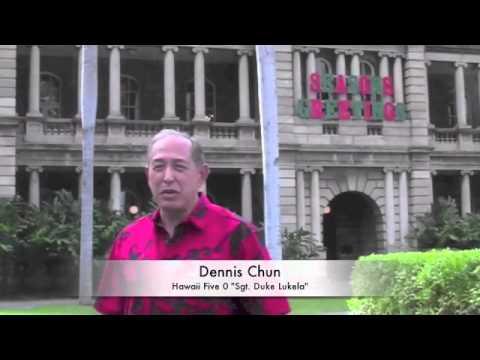 Mele Kalikimaka From H50 Dennis Chun