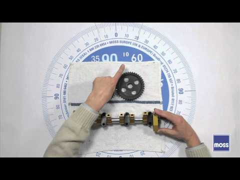 Timing Gears & Marks (Part 3) - Aligning the Cam Gear
